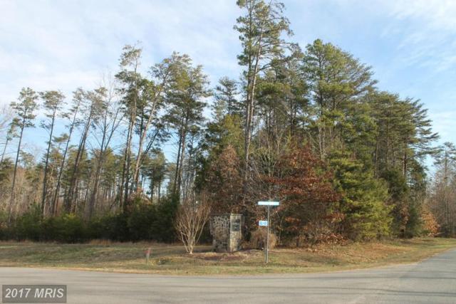 Woodland Shores Drive, Louisa, VA 23093 (#LA9556869) :: LoCoMusings