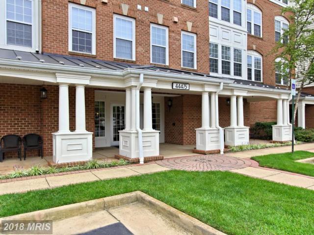 44475 Chamberlain Terrace #203, Ashburn, VA 20147 (#LO10047588) :: Dart Homes