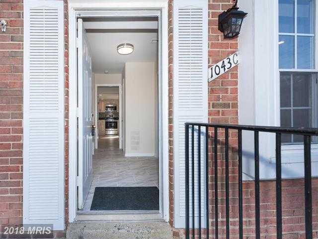 1043-C Margate Court, Sterling, VA 20164 (#LO10132458) :: CR of Maryland