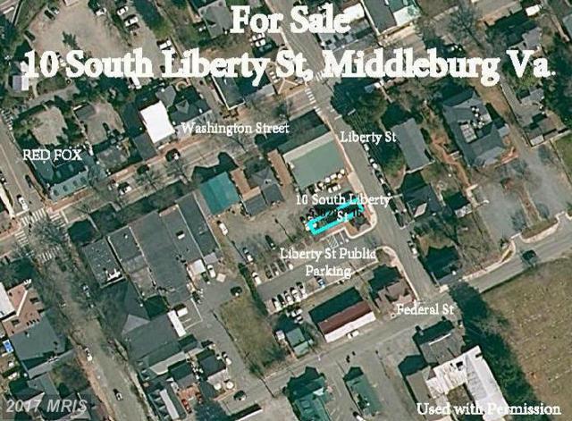 10 Liberty Street S, Middleburg, VA 20117 (#LO9814625) :: LoCoMusings