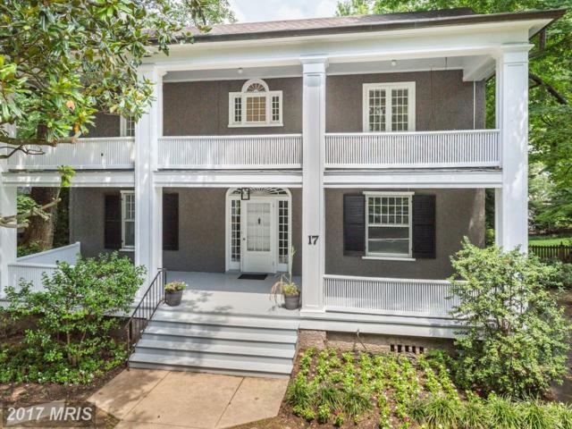 17 Hesketh Street, Chevy Chase, MD 20815 (#MC10007200) :: Pearson Smith Realty