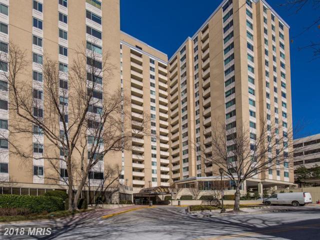 4601 Park Avenue 815Q, Chevy Chase, MD 20815 (#MC10008513) :: Dart Homes