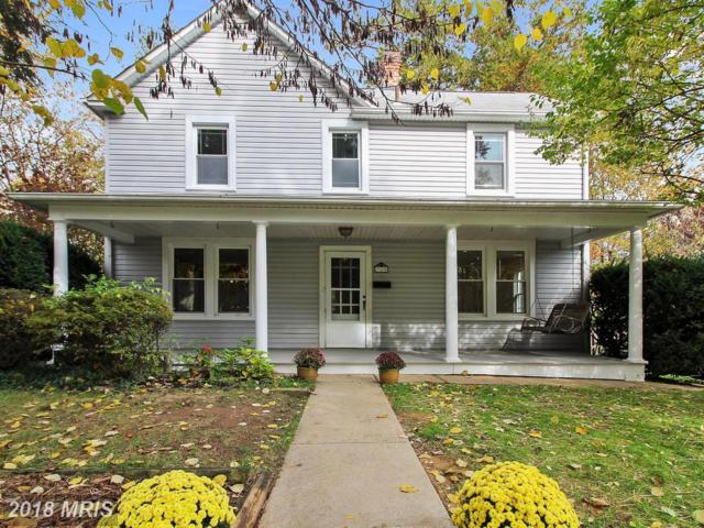 720 Maple Avenue, Rockville, MD 20850 (#MC10086157) :: Pearson Smith Realty