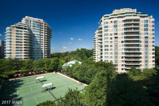 5610 Wisconsin Avenue #607, Chevy Chase, MD 20815 (#MC9760646) :: LoCoMusings