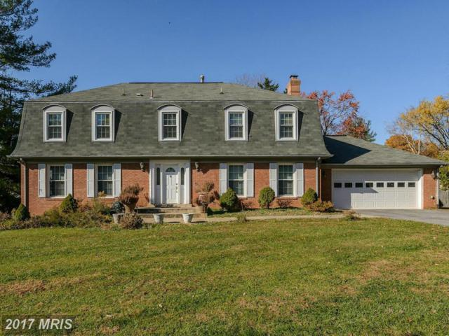 4231 Norbeck Road, Rockville, MD 20853 (#MC9814391) :: Pearson Smith Realty