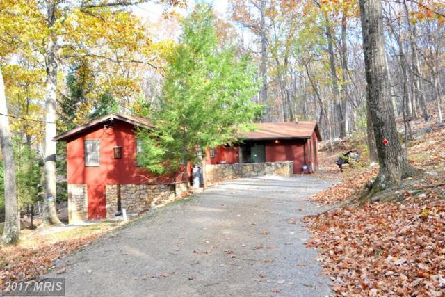 645 Tuscarora Trail, Berkeley Springs, WV 25411 (#MO8650356) :: Pearson Smith Realty
