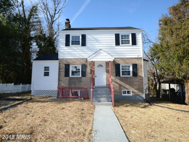 4918 55TH Place, Hyattsville, MD 20781 (#PG10152361) :: AJ Team Realty