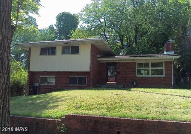 4205 21ST Avenue, Temple Hills, MD 20748 (#PG10234451) :: Bob Lucido Team of Keller Williams Integrity