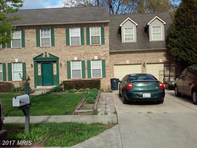 9009 Dangerfield Place, Clinton, MD 20735 (#PG8738245) :: LoCoMusings