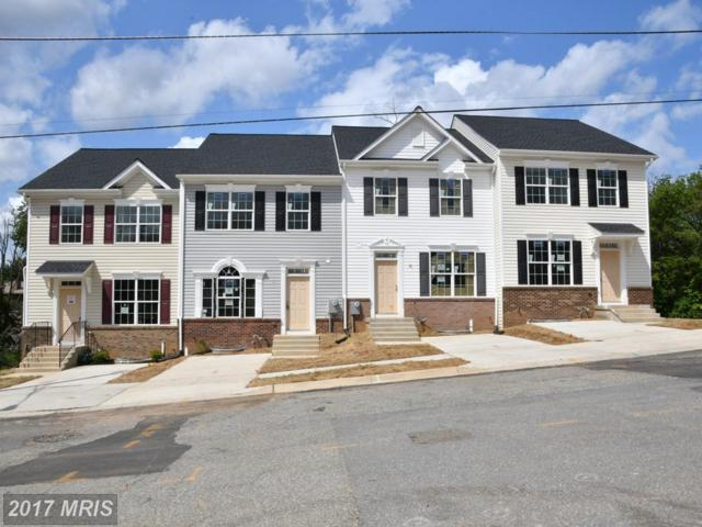 734 Maury Avenue Lot 57, Oxon Hill, MD 20745 (#PG9966010) :: Pearson Smith Realty