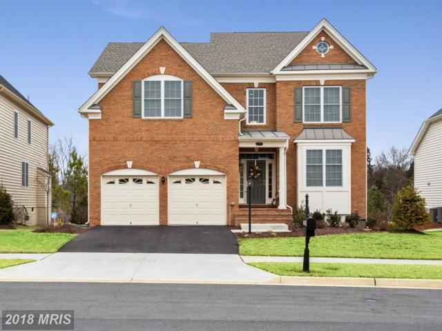15458 Admiral Baker Circle, Haymarket, VA 20169 (#PW10156149) :: Network Realty Group