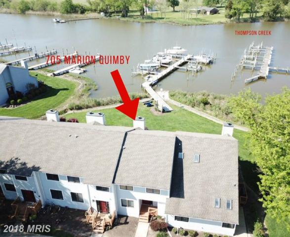 705 Marion Quimby Drive, Stevensville, MD 21666 (#QA10235701) :: Maryland Residential Team