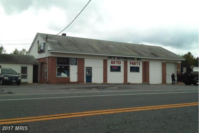 211 Main Street E, Sudlersville, MD 21668 (#QA8744088) :: LoCoMusings
