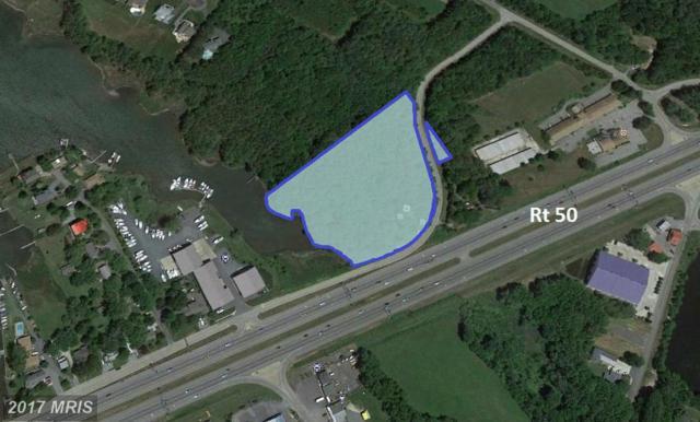 601 Winchester Creek Road, Grasonville, MD 21638 (#QA9537187) :: Pearson Smith Realty