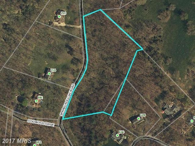 Spring Hollow Road, Woodstock, VA 22664 (#SH9719281) :: Pearson Smith Realty