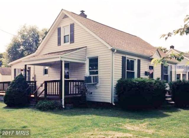 320 Fourth Street, Fredericksburg, VA 22408 (#SP10033588) :: Pearson Smith Realty