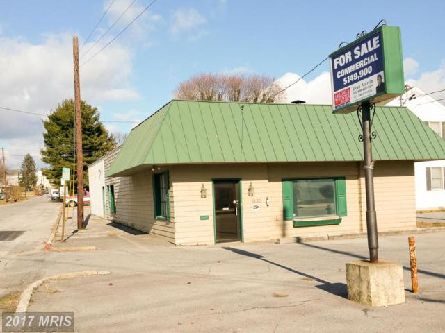 1120 Washington Street, Hagerstown, MD 21740 (#WA9821435) :: Pearson Smith Realty