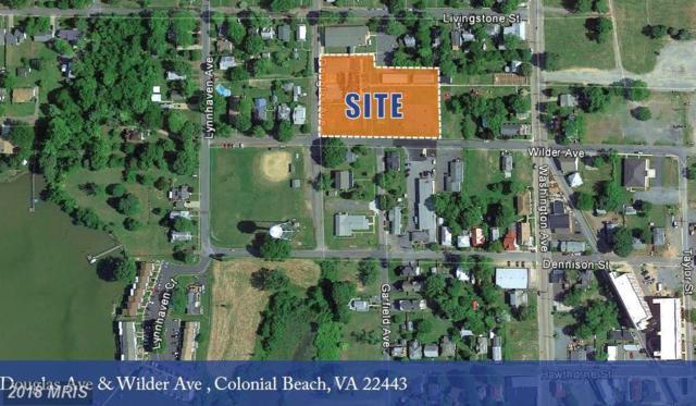 Douglas Avenue, Colonial Beach, VA 22443 (#WE10180726) :: Browning Homes Group