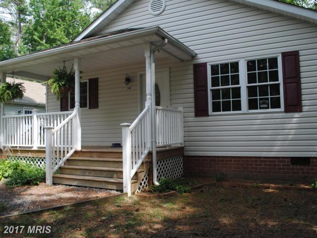 340 12TH Street, Colonial Beach, VA 22443 (#WE9971659) :: Pearson Smith Realty
