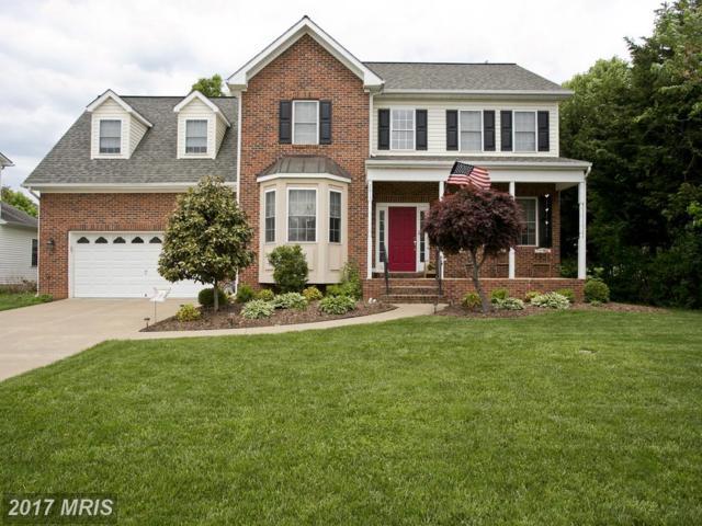 2813 Saratoga Drive, Winchester, VA 22601 (#WI10053792) :: LoCoMusings