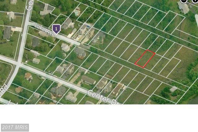 LOT 17 Lake Avenue, Ocean City, MD 21842 (#WO9578332) :: LoCoMusings