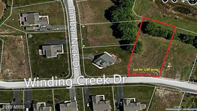 0 Winding Creek Drive, Ocean City, MD 21842 (MLS #WO9744848) :: RE/MAX Coast and Country