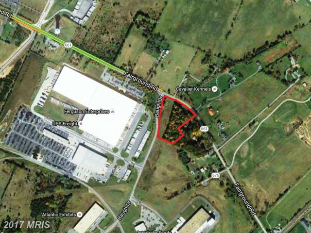 0 Fairground Road, Front Royal, VA 22630 (#WR9724370) :: Pearson Smith Realty