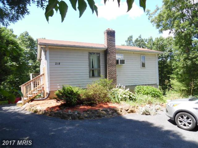 218 Dry Run Court, Front Royal, VA 22630 (#WR9962450) :: Pearson Smith Realty