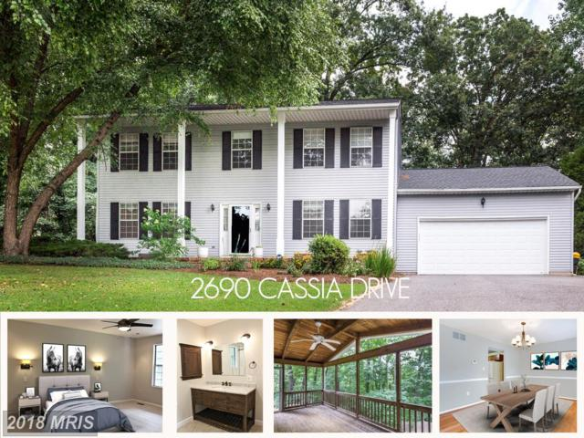 2690 Cassia Drive, Edgewater, MD 21037 (#AA10301452) :: The Maryland Group of Long & Foster