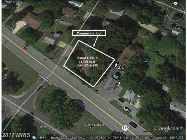 Letitia Avenue, Odenton, MD 21113 (#AA8463502) :: LoCoMusings
