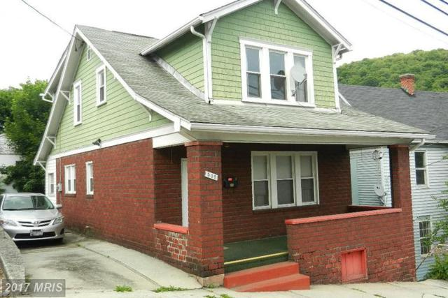 505 Columbia Avenue, Cumberland, MD 21502 (#AL9551473) :: LoCoMusings