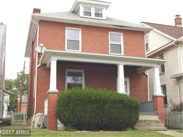 314 Prince George Street, Cumberland, MD 21502 (#AL9768982) :: Pearson Smith Realty