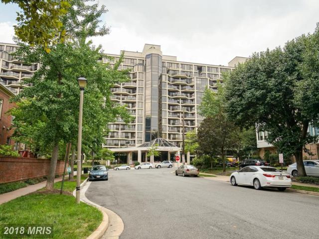 1530 Key Boulevard #323, Arlington, VA 22209 (#AR10238513) :: SURE Sales Group