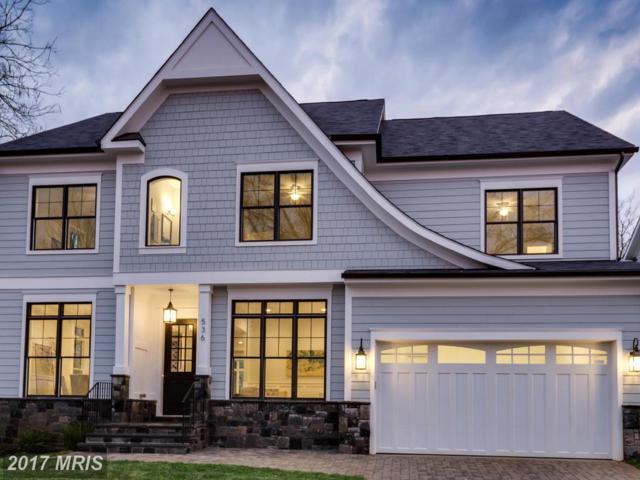 536 Nelson Street N, Arlington, VA 22203 (#AR9895748) :: Pearson Smith Realty