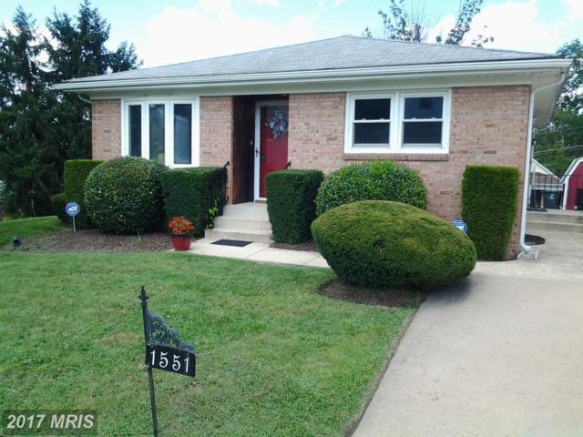 1551 12TH Street S, Arlington, VA 22204 (#AR9987923) :: Pearson Smith Realty
