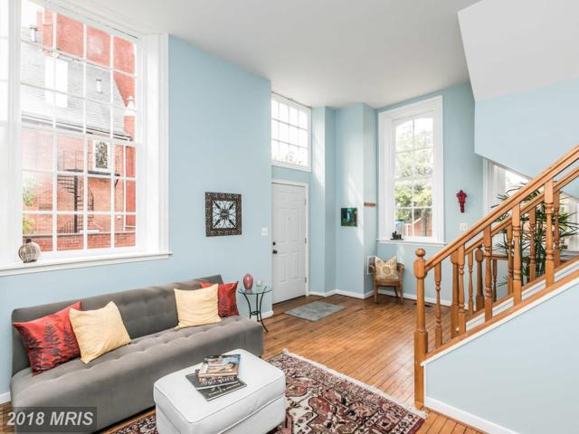 825 Sharp Street S, Baltimore, MD 21230 (#BA10065678) :: Pearson Smith Realty