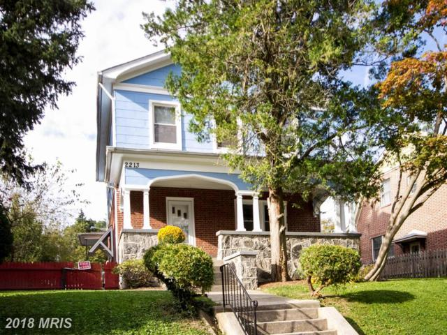 2213 Kentucky Avenue, Baltimore, MD 21213 (#BA10067610) :: The Gus Anthony Team