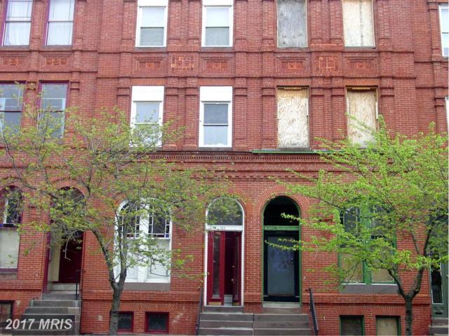1811 Saint Paul Street, Baltimore, MD 21202 (#BA8617611) :: Pearson Smith Realty