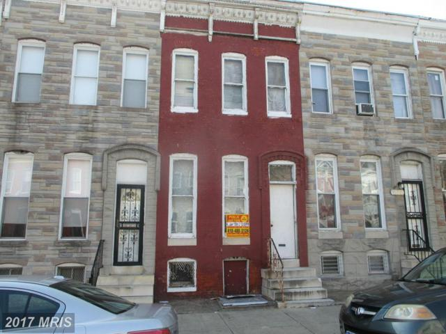 1918 Division Street, Baltimore, MD 21217 (#BA9542854) :: Pearson Smith Realty