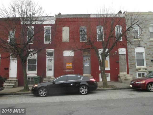 2424 Francis Street, Baltimore, MD 21217 (#BA9613196) :: Pearson Smith Realty