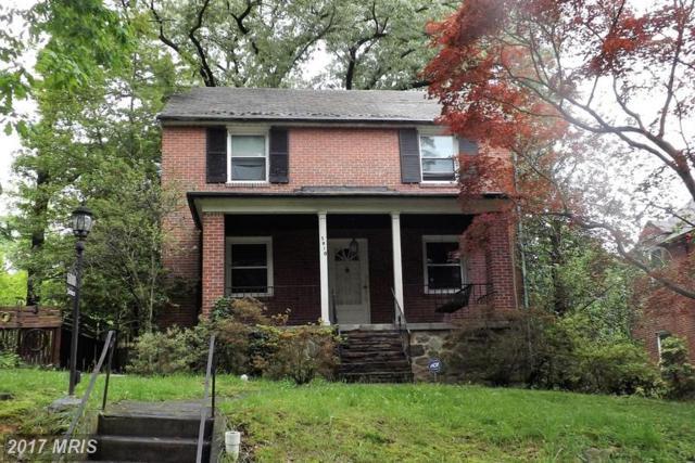 5810 Kipling Court, Baltimore, MD 21212 (#BA9684402) :: LoCoMusings