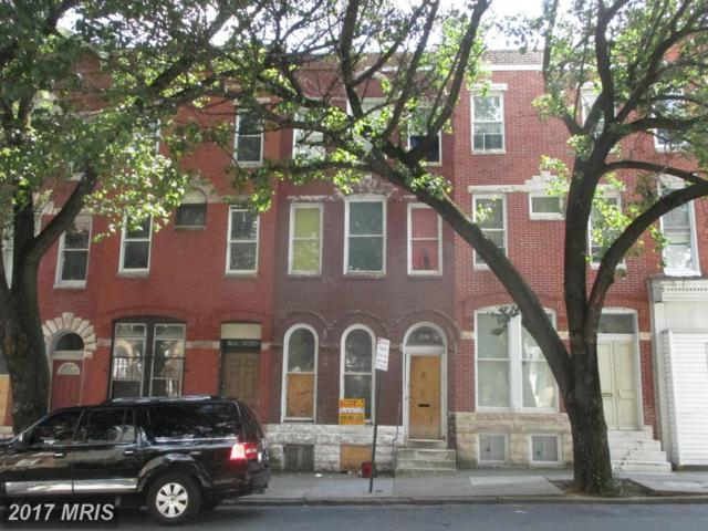2136 Druid Hill Avenue, Baltimore, MD 21217 (#BA9706329) :: Pearson Smith Realty