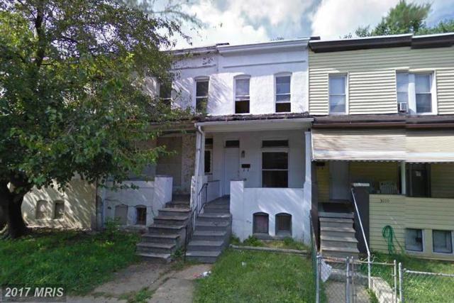 3012 Oakford Avenue, Baltimore, MD 21215 (#BA9790347) :: LoCoMusings