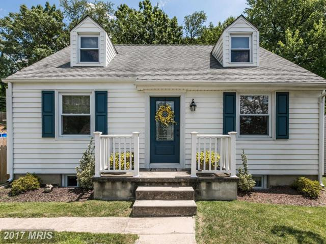 8709 Jenifer Road, Baltimore, MD 21234 (#BC9887522) :: Pearson Smith Realty