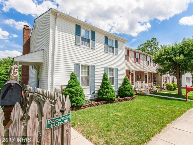 15 Hapsburg Court, Baltimore, MD 21234 (#BC9976345) :: Pearson Smith Realty
