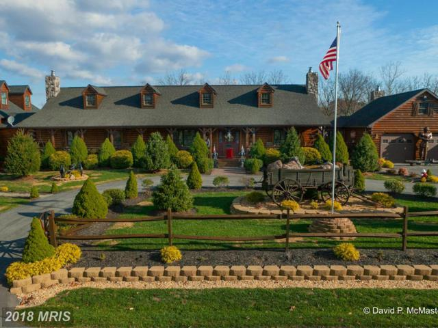 47 Sweetbriar Road, Martinsburg, WV 25405 (#BE9619874) :: The Maryland Group of Long & Foster