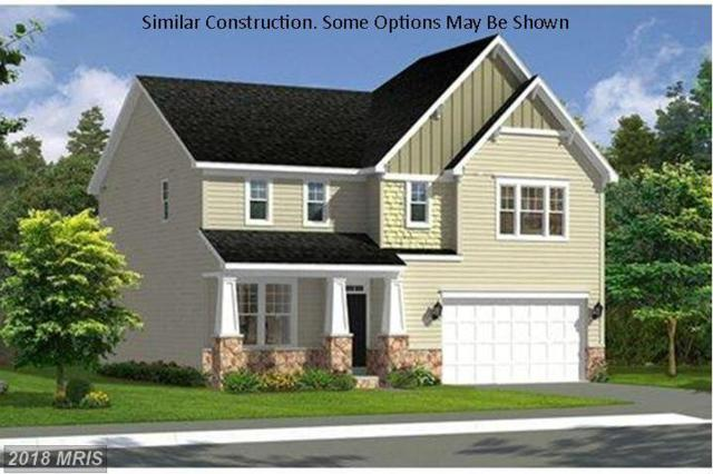 0 Mcwharton Way Bristol 2 Plan, Bunker Hill, WV 25413 (#BE9786999) :: Browning Homes Group