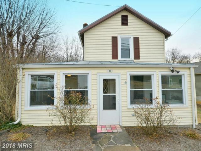 43 Greenway Avenue S, Boyce, VA 22620 (#CL10141364) :: Keller Williams Pat Hiban Real Estate Group