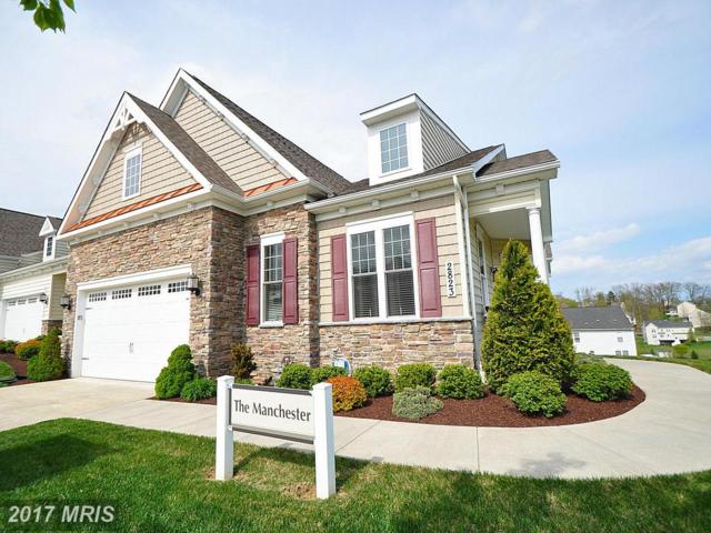 2823 Chauncey Hill Drive #24, Manchester, MD 21102 (#CR9923401) :: Pearson Smith Realty
