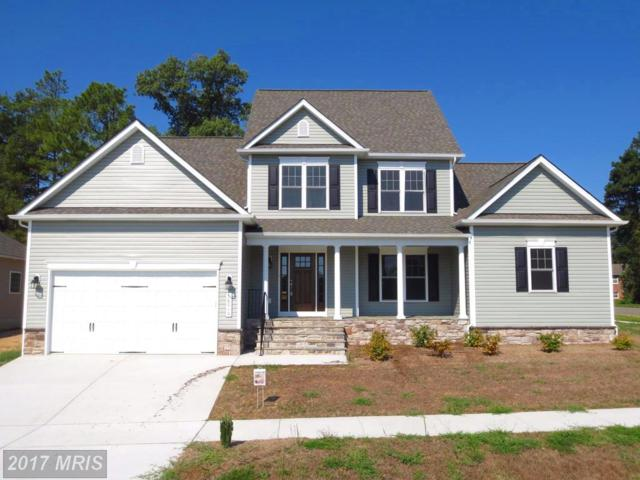 17469 Coolidge Lane Lot 93 Maury He, Bowling Green, VA 22427 (#CV9995057) :: Green Tree Realty